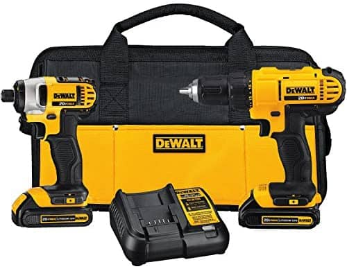Dewalt DCK240C2 Review