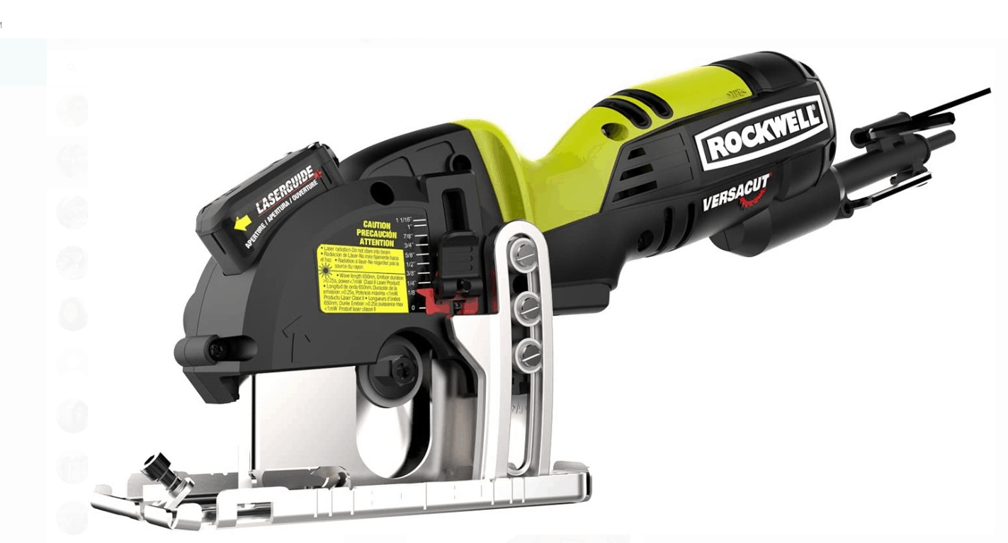 Rockwell Versacut Review