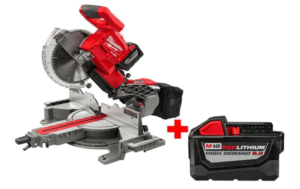 Milwaukee Battery Miter Saw